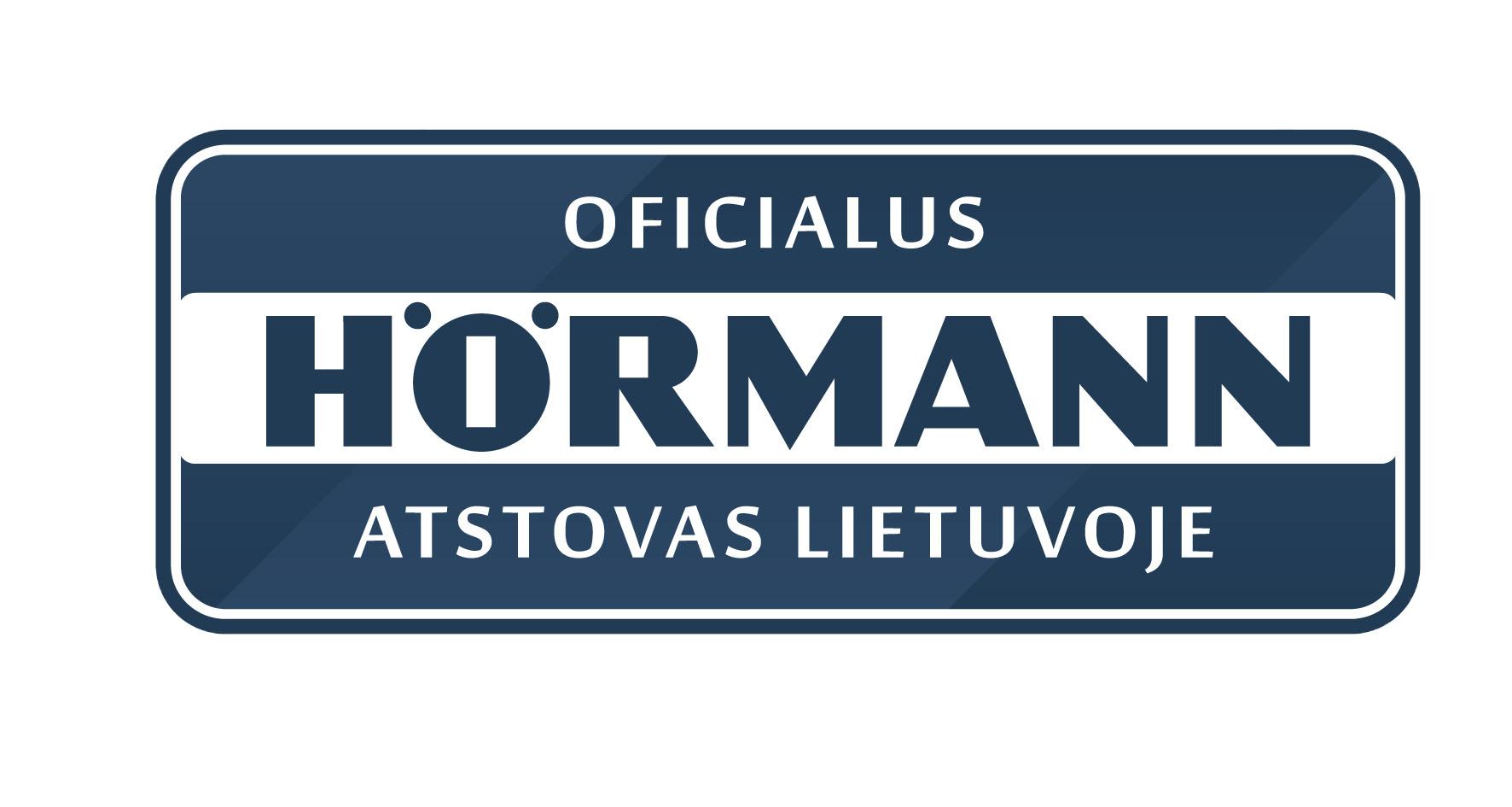 Langvarta - ofiacialus Hormann atstovas Lietuvoje